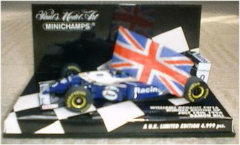 Williams FW16 GP Britain